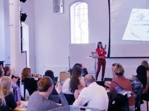 Oplæg om co-design for Ungdommens Røde Kors