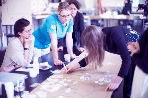 workshop om fremtidens fødestue